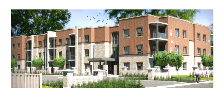 Mapleview Condos Rendering